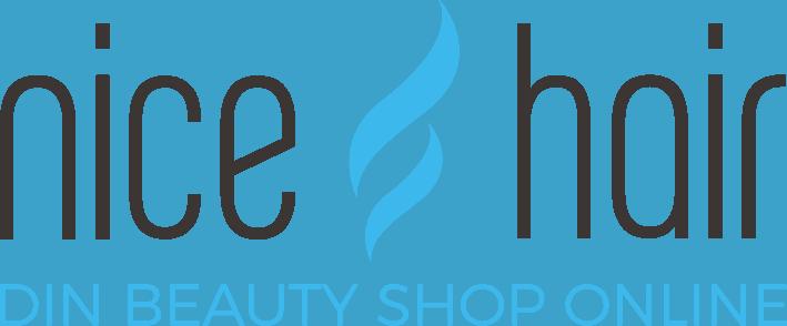 nice hair logo